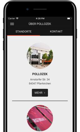 Pollozek App